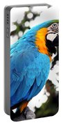Macaw Parrot Portable Battery Charger
