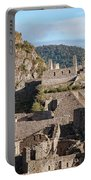 Machu Picchu City Archecture Portable Battery Charger