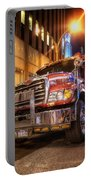 Mack Truck Nyc Portable Battery Charger