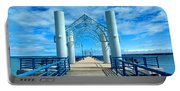 Mackinaw City Pier Portable Battery Charger