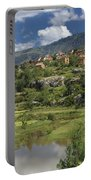 Madagascar Village Portable Battery Charger