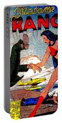 Madame Strange Female Comic Super Hero Portable Battery Charger
