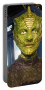Madame Vastra Portable Battery Charger