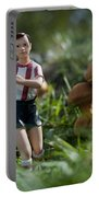 Made In China Soccer Player Portable Battery Charger