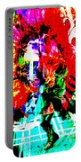 Madi Gras Portable Battery Charger