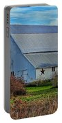 Madison County Barn Love Portable Battery Charger
