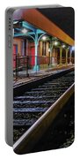 Madisonville Train Depot Portable Battery Charger