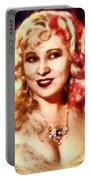 Mae West, Vintage Actress Portable Battery Charger