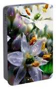 Magic Blossoms Portable Battery Charger