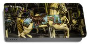 Magic Carrousel Horse Ride Portable Battery Charger