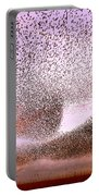 Magic In The Air - Starling Murmurations Portable Battery Charger