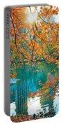 Magical Fall Portable Battery Charger