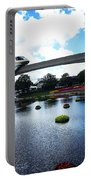 Magical Monorail Ride Portable Battery Charger