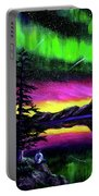Magical Night Meditation Portable Battery Charger