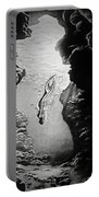 Magical Underwater Cave Portable Battery Charger