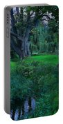 Magical Woodland Glade Portable Battery Charger