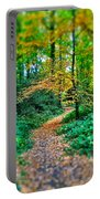 Magical Woodland Walk Portable Battery Charger
