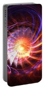 Magma Shell Portable Battery Charger