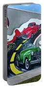 Magnificent Mural Portable Battery Charger
