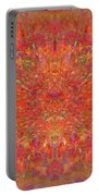 Magnificent Splatters Portable Battery Charger