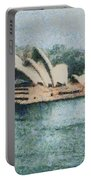 Magnificent Sydney Opera House Portable Battery Charger