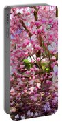 Magnolia Beauty #15 Portable Battery Charger