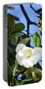Magnolia Blooming 4 Portable Battery Charger