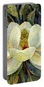 Magnolia Grandiflora Portable Battery Charger