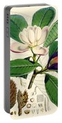 Magnolia Hodgsonii Portable Battery Charger