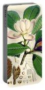 Magnolia Hodgsonii Portable Battery Charger