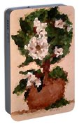 Magnolia Topiary IIi  Portable Battery Charger