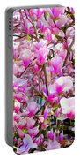 Magnolia Tree Beauty #1 Portable Battery Charger