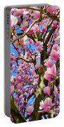 Magnolia Tree Beauty #3 Portable Battery Charger