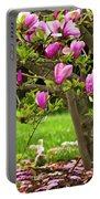 Magnolia Tree Portable Battery Charger