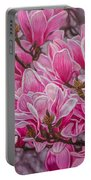 Magnolias 1 Portable Battery Charger