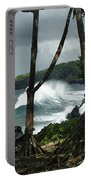 Mahama Lauhala Keanae Peninsula Maui Hawaii Portable Battery Charger