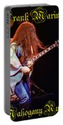 Mahogany Rush Seattle #2 With Text Portable Battery Charger