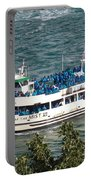 Maid Of The Mist 1 Portable Battery Charger