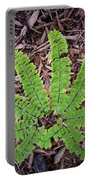 Maidenhair Fern 1 Portable Battery Charger
