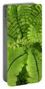 Maidenhair  Portable Battery Charger