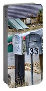 Mailboxes Portable Battery Charger