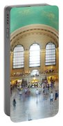 Main Hall Grand Central Terminal, New York Portable Battery Charger