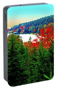 Maine Long Pond Acadia  Portable Battery Charger