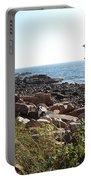 Maine Atlantic Ocean Coast Portable Battery Charger