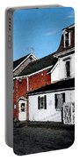Maine Blue Hill Alleyway Portable Battery Charger