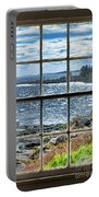 Maine Coast Picture Frame Portable Battery Charger