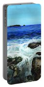 Maine Tidal Pool Portable Battery Charger