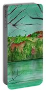 Maine's Autumn Finery Portable Battery Charger