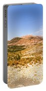 Majestic Arid Peaks Portable Battery Charger