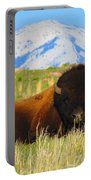 Majestic Buffalo  Portable Battery Charger